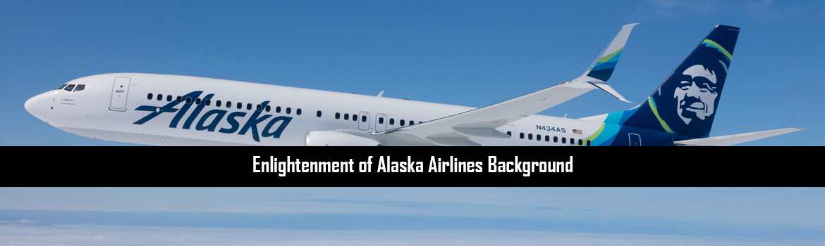 Enlightenment of Alaska Airlines Background
