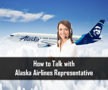 How to Talk with Alaska Airlines Representative Customer Service