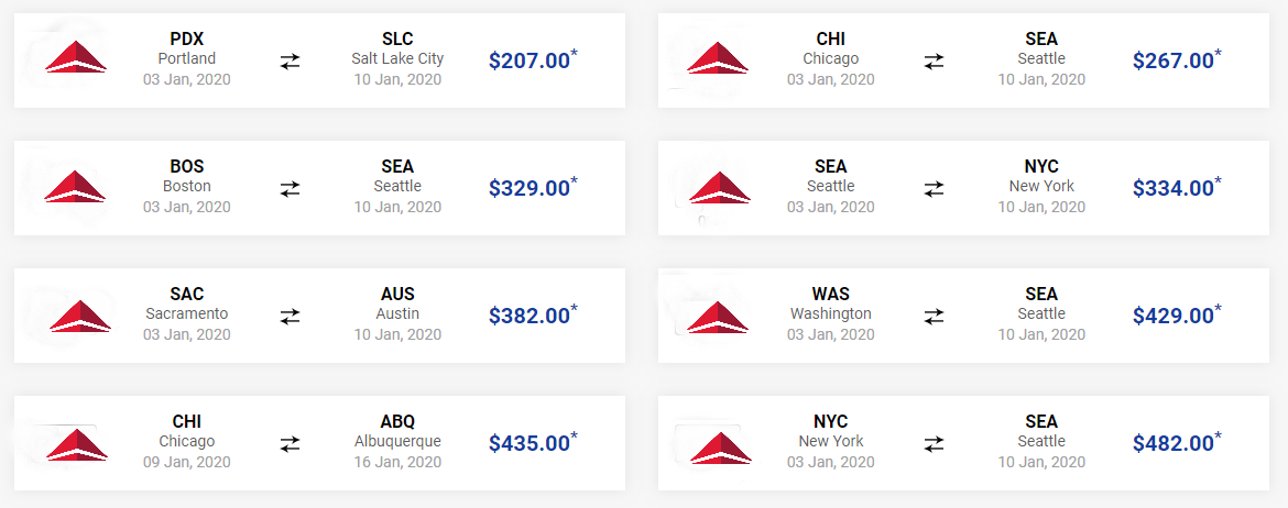 Delta Airlines Reservations Ensures Economical Travel