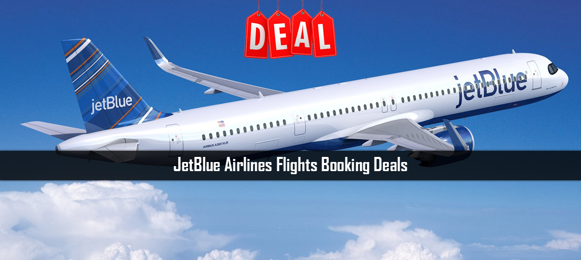 JetBlue Airlines Flights Booking Deals