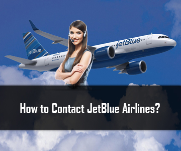 How to Contact JetBlue Airlines