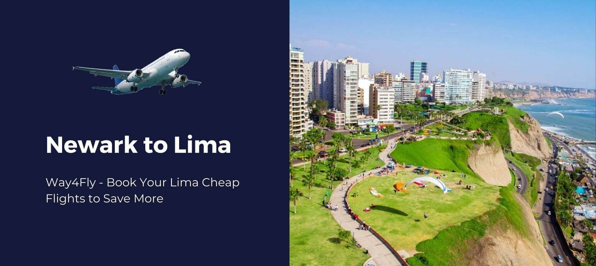 Cheap Newark to Lima Flights
